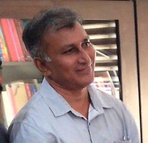 Ahmed Nisar Syed